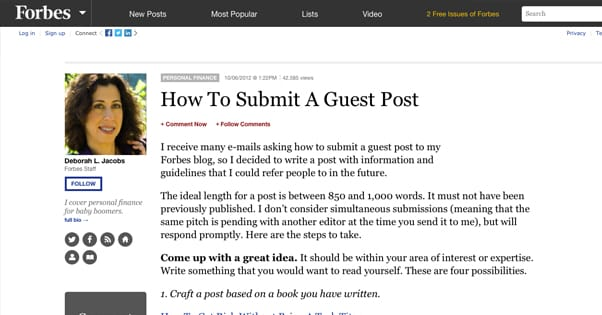 How to Get a Brand New Blog Off the Ground