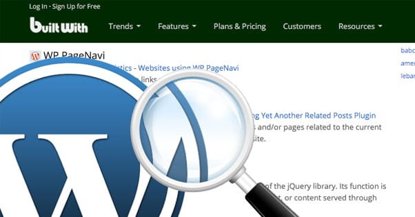 How to Find What Plugins a WordPress Blog is Using