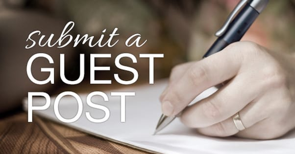 Submitting a Guest Post