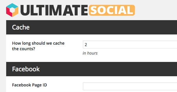 Cached Social Results