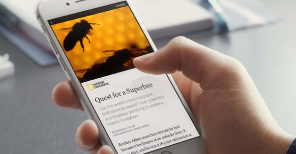Facebook Instant Articles Example