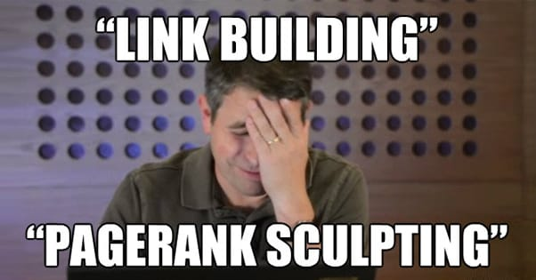 PageRank Sculpting Doesnt Work