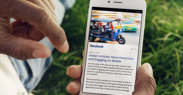 Instant Articles Example