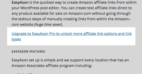 An Easyazon Review: Amazon Affiliate Blogs Made Simple