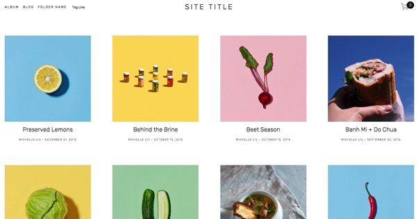 High Quality Images on SquareSpace