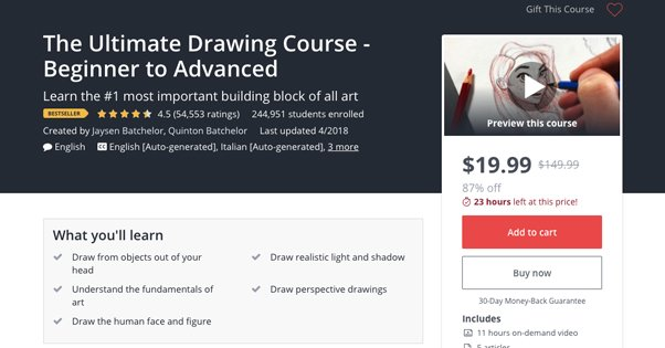 Udemy Example Course