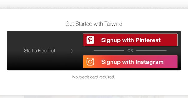 Sign In With Tailwind
